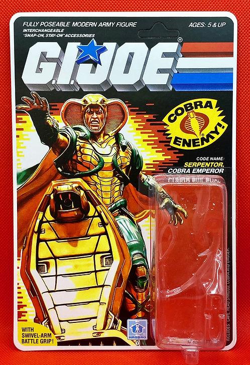 Resto Kit - G.I. Joe - Serpentor