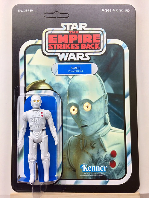 K-3PO - ESB 31 Back (Custom)