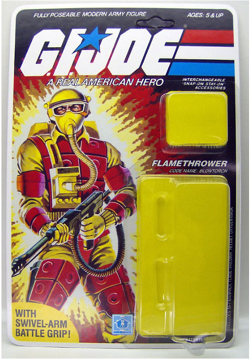 Resto Kit - G.I. Joe - Blowtorch