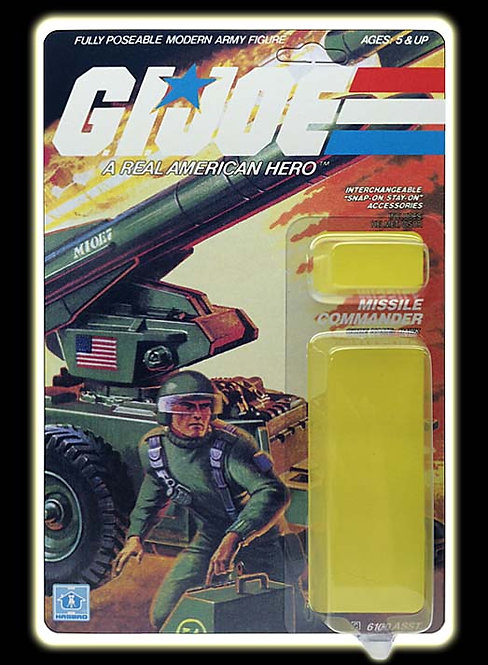 Resto Kit - G.I. Joe - Hawk (MMS) - Straight Arm