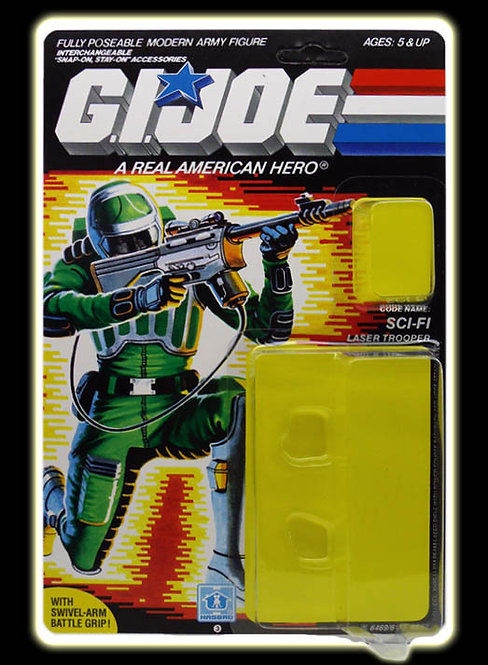 Resto Kit - G.I. Joe - Sci-Fi