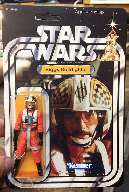 Biggs Darklighter (Custom) - SW 21 Back
