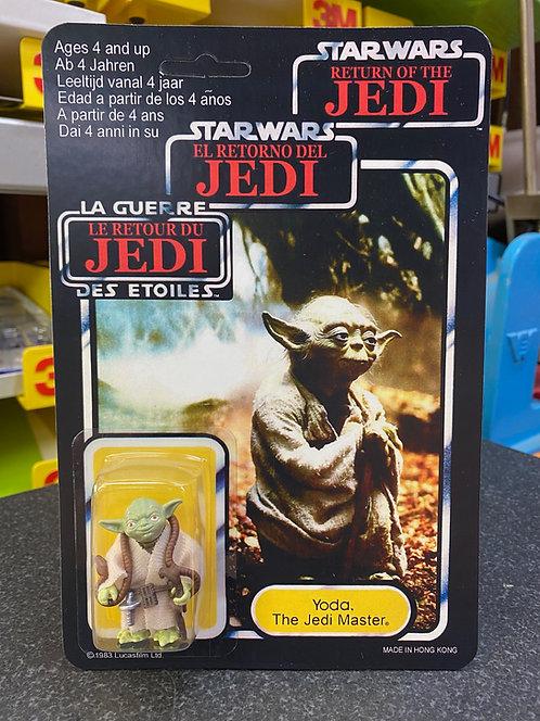 Yoda Tri-Logo Carded Recreation