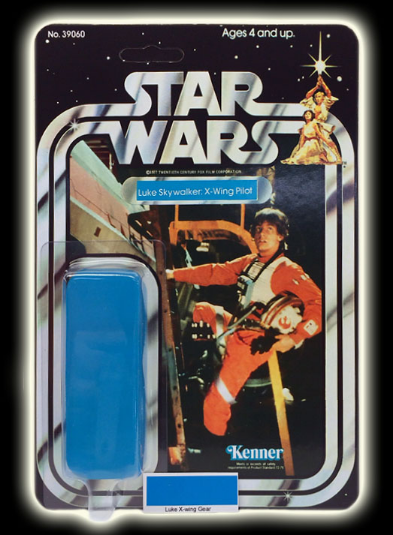 Resto Kit - Luke Skywalker - X-Wing Pilot