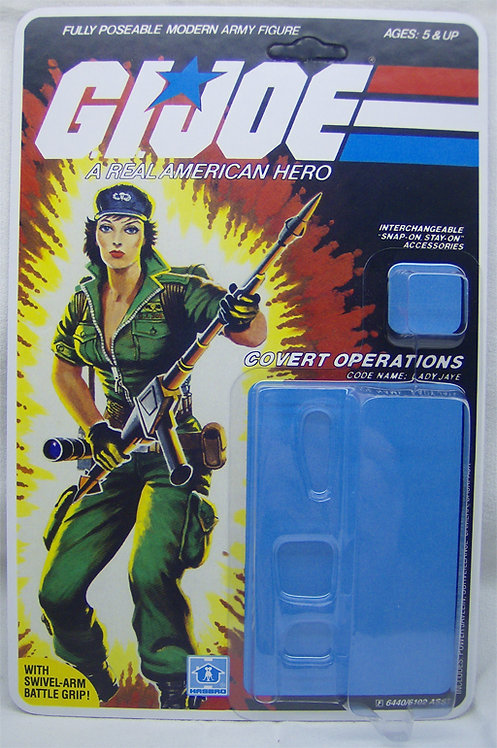 Resto Kit - G.I. Joe - Lady Jaye