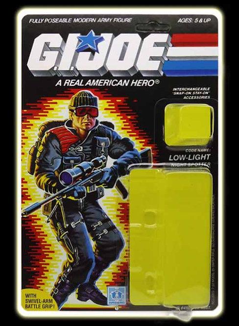 Resto Kit - G.I. Joe - Low-Light