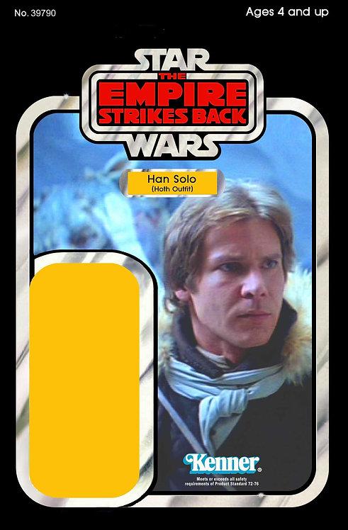Han Solo Hoth ESB 41c Back Custom