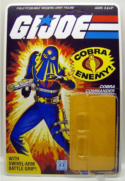 Resto Kit - G.I. Joe - Cobra Commander - Hooded