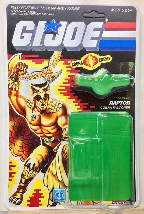 Resto Kit - G.I. Joe - Raptor