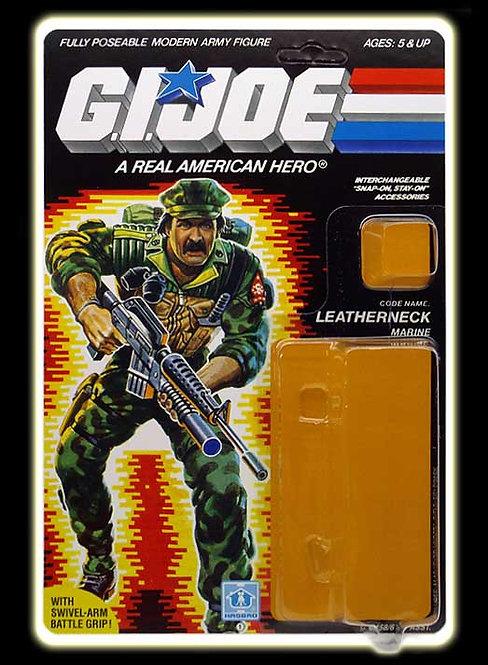 Resto Kit - G.I. Joe - Leatherneck