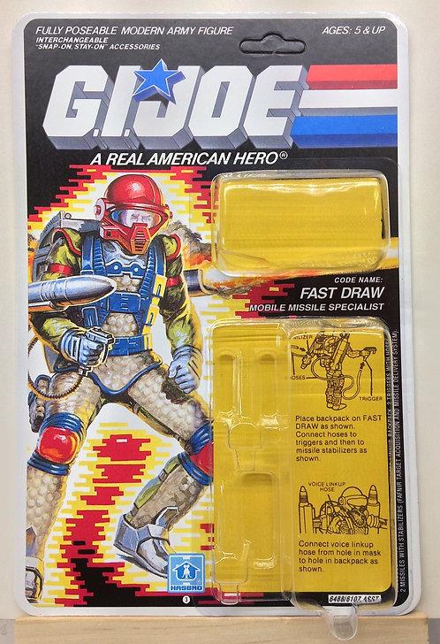 Resto Kit - G.I. Joe - Fast Draw