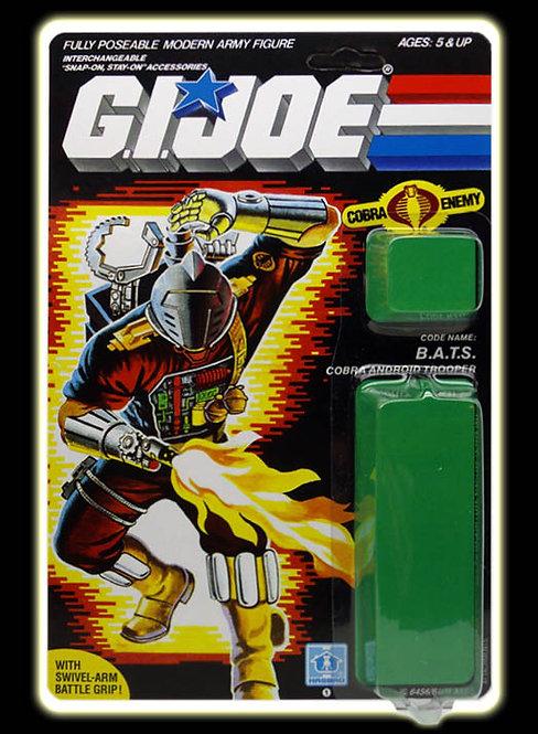 Resto Kit - G.I. Joe - B.A.T.S.
