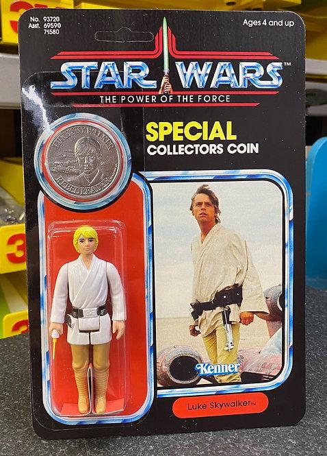 Luke Farmboy Tatooine 92 Back Custom