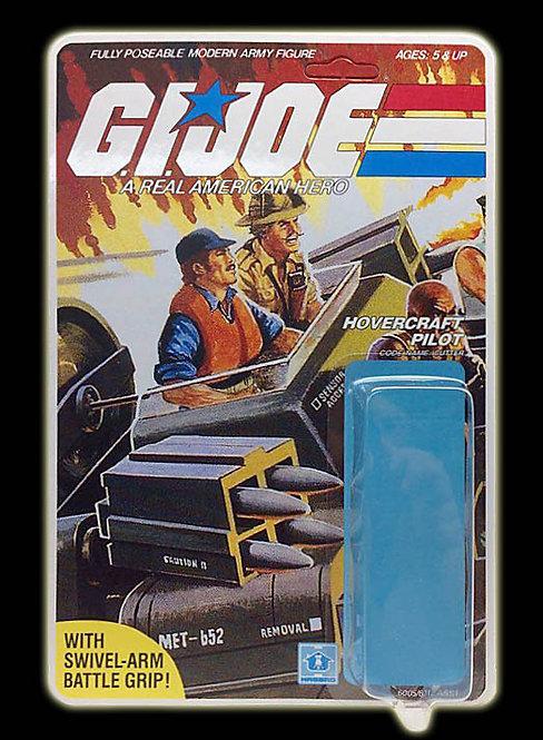 Resto Kit - G.I. Joe - Cutter