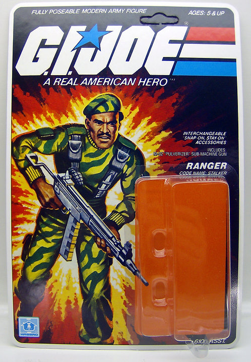 Resto Kit - G.I. Joe - Stalker - Straight Arm