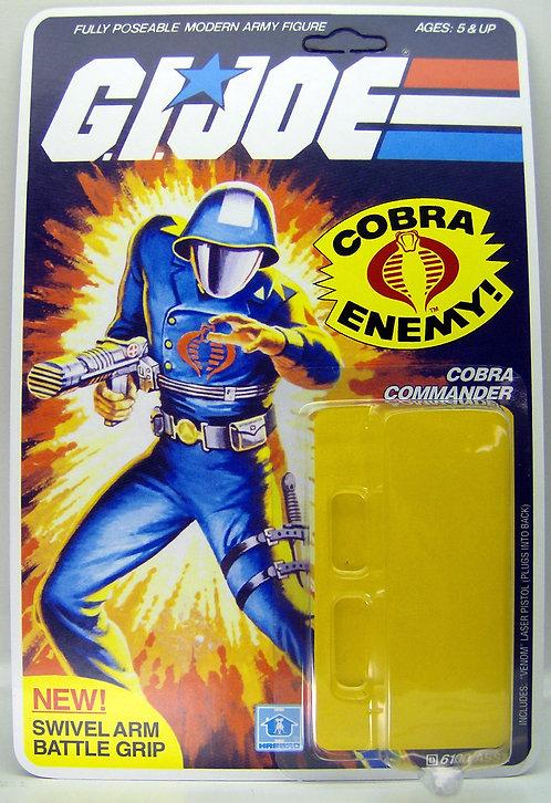 Resto Kit - G.I. Joe - Cobra Commander - Swivel Arm