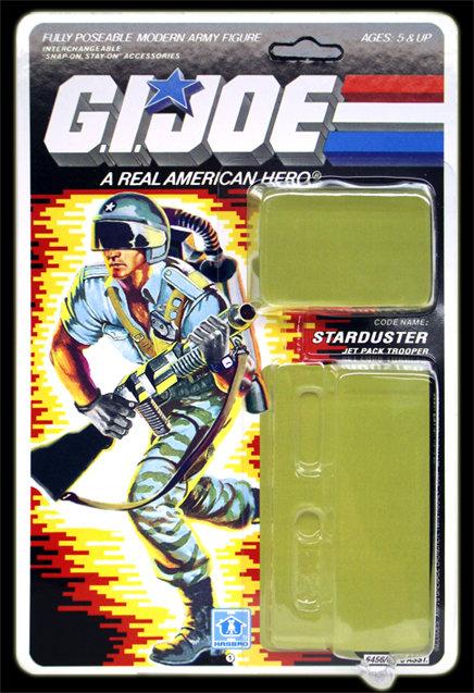 Resto Kit - G.I. Joe - Starduster
