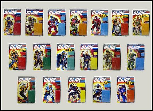 G. I. Joe Series 4 Master Set