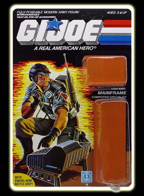 Resto Kit - G.I. Joe - Mainframe