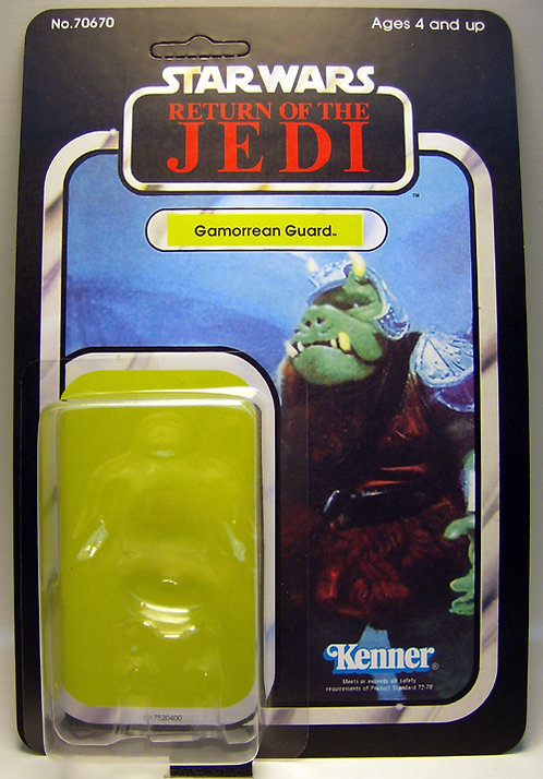 Resto Kit - Gamorrean Guard