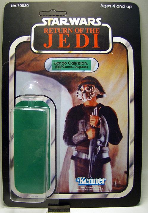 Resto Kit - Lando Calrissian - Skiff Guard Disguise