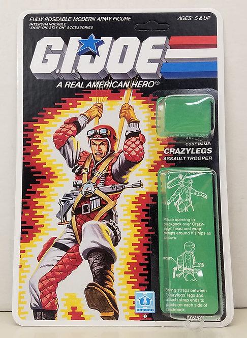 Resto Kit - G.I. Joe - Crazylegs