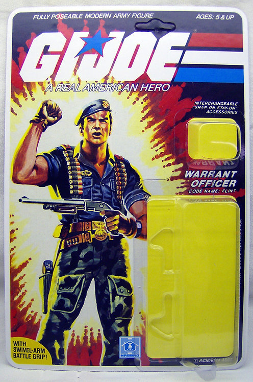 Resto Kit - G.I. Joe - Flint