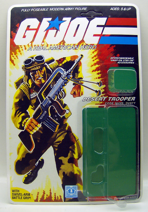 Resto Kit - G.I. Joe - Dusty