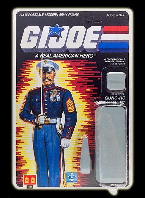 Resto Kit - G.I. Joe - Gung Ho Dress Blues
