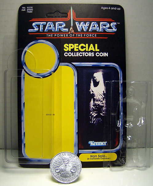 Resto Kit - Han Solo - in Carbonite Chamber