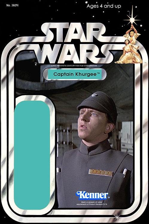 Captain Khurgee 21a Back Star Wars Custom