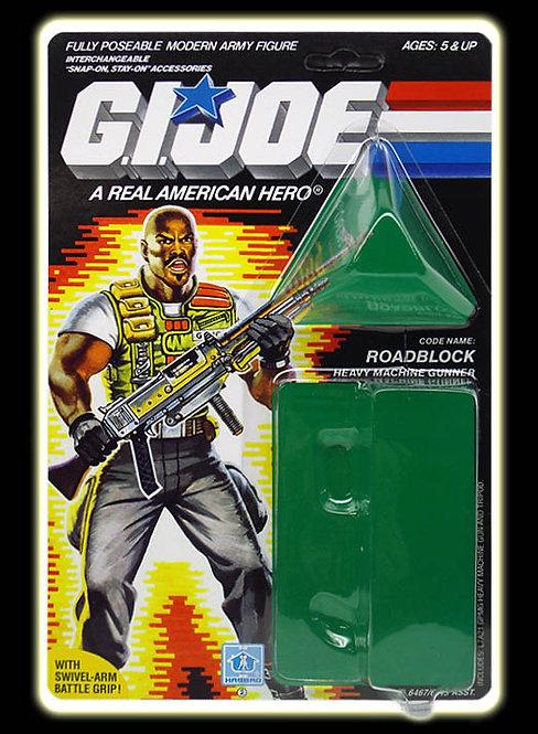 Resto Kit - G.I. Joe - Roadblock v2