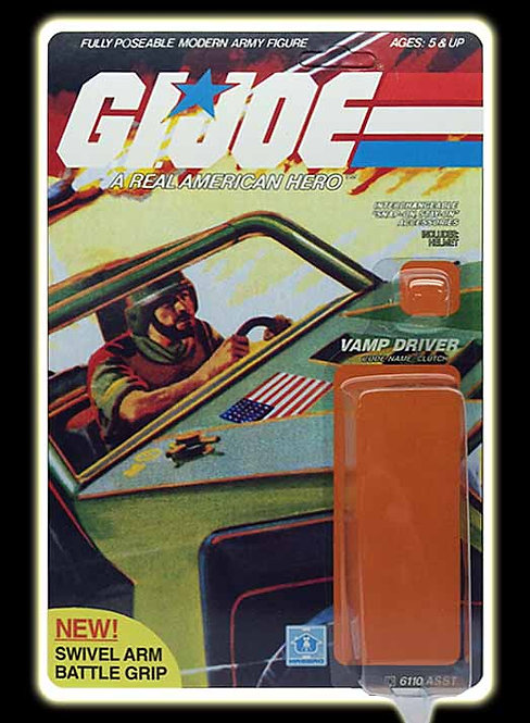 Resto Kit - G.I. Joe - Clutch - Swivel Arm
