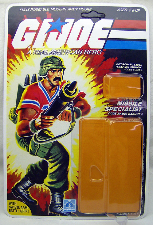 Resto Kit - G.I. Joe - Bazooka