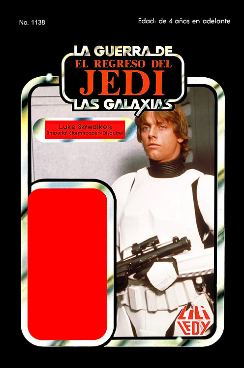 Luke Stormtrooper Lili Ledy SW Custom