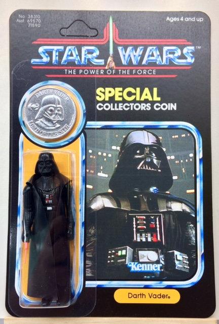 Darth Vader  (Custom) - POTF 92 Back