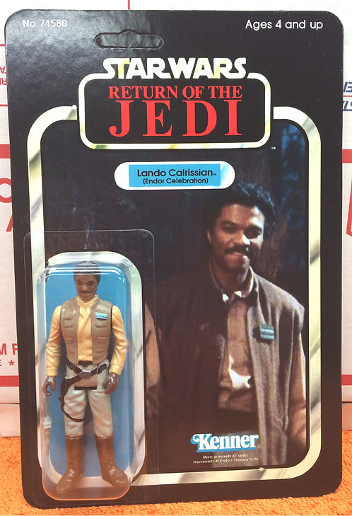 Lando (Endor Celebration) - ROTJ 77 Back (Custom)