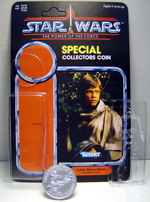 Resto Kit - Luke Skywalker - in Battle Poncho