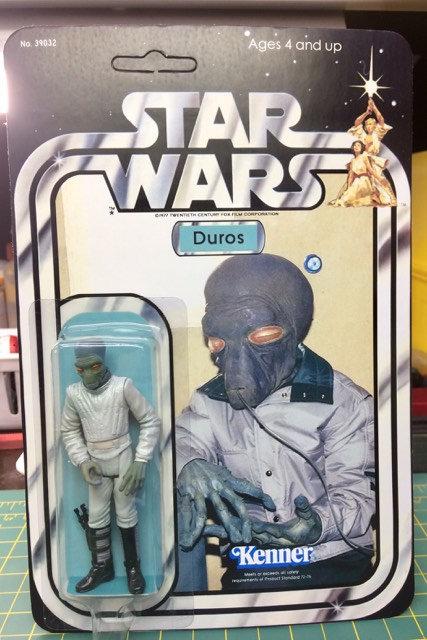 Duros (Custom) - SW 21 Back