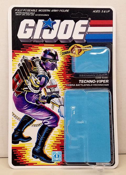 Resto Kit - G.I. Joe - Techno-Viper