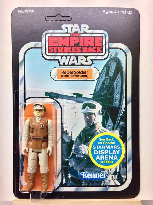 Rebel Soldier - 45 Back