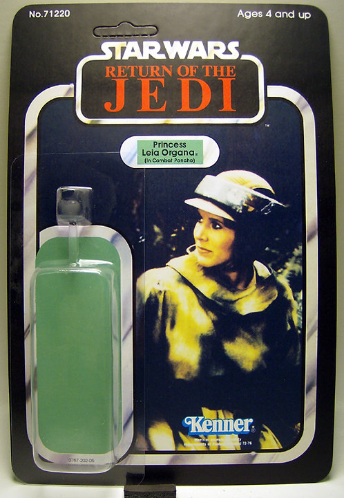 Resto Kit - Princess Leia Organa - in Combat Poncho