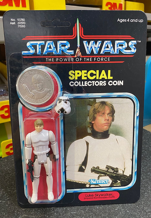 Luke Stormtrooper Disguise 92 Back