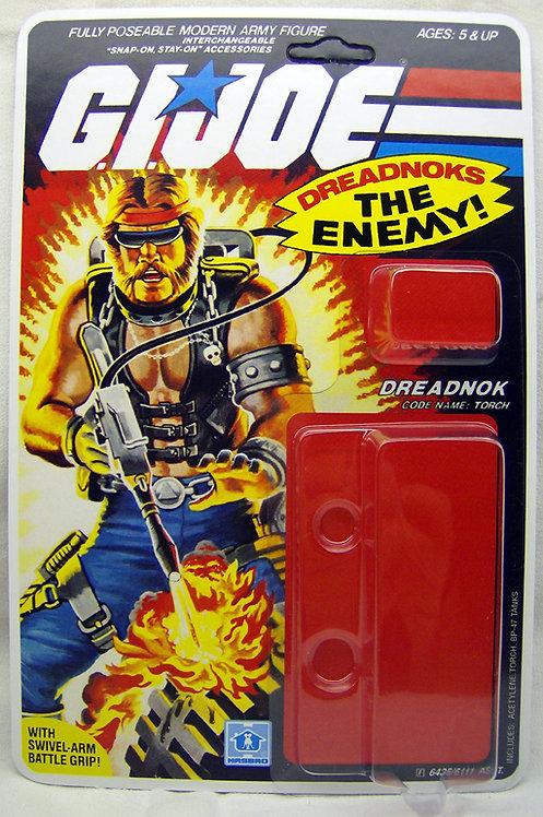 Resto Kit - G.I. Joe - Dreadnok - Torch
