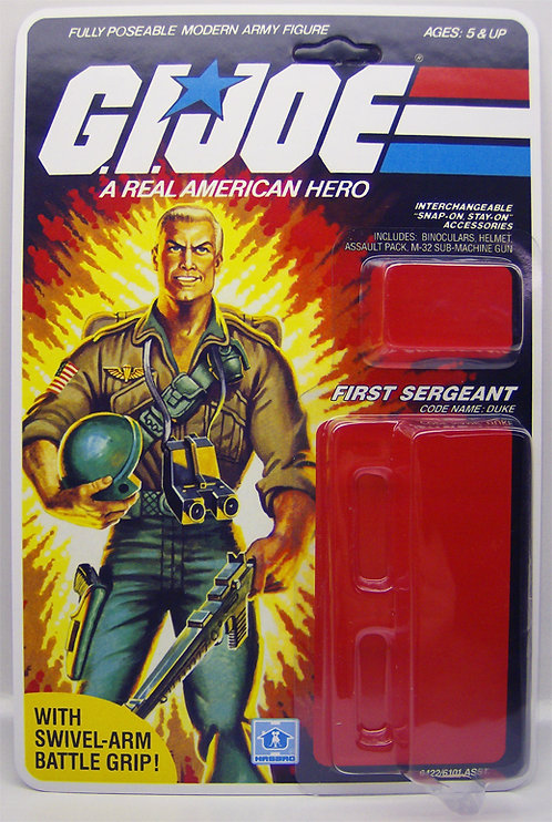 Resto Kit - G.I. Joe - Duke