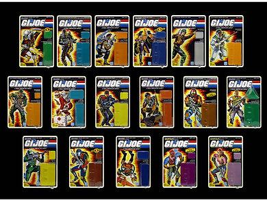 G. I. Joe Series 5 Master Set