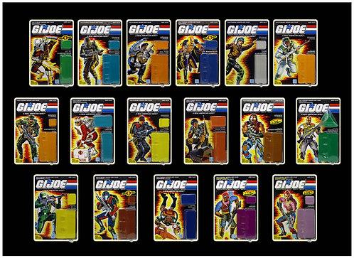 G. I. Joe Series 5 Master Set