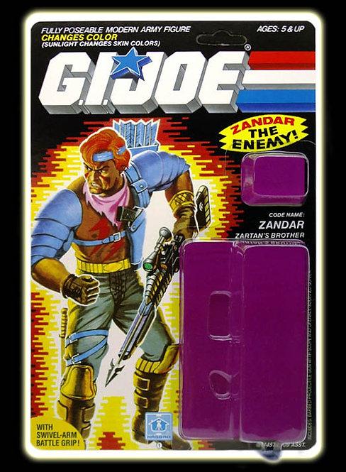 Resto Kit - G.I. Joe - Zandar