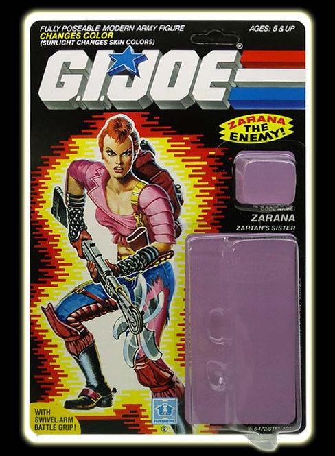 Resto Kit - G.I. Joe - Zarana