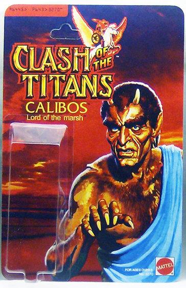 Calibos - Action Figure Resto Kit